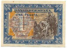 1 Peseta 1 de Junio de 1940 Hernan Cortes @ Nuevo @ Sin serie @