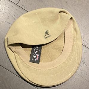 kangol cap xl Cream /Beige