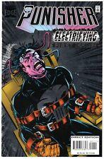 Punisher 1   Silver foil cover    Marvel 1995
