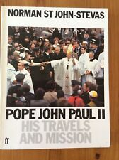 More details for pope john paul ll his travels and mission. 1982.