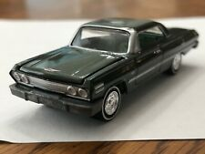 2001 Johnny Lightning 1963 Chevy Impala Green