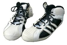 Adidas University Iii Mid Mens American Football Cleats Shoes Size 16 White Nwt