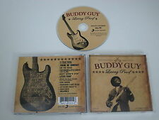 BUDDY GUY/LIVING PROOF(JIVE 88697802212) CD ALBUM