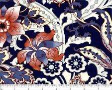 #1307 FAT QUARTER FABRIC  Timeless Treasure Nouveau Revive
