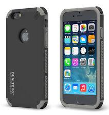 IPHONE SE 5 5S 5C PUREGEAR DUALTEK EXTREME SHOCK IMPACT CASE COVER   BLACK