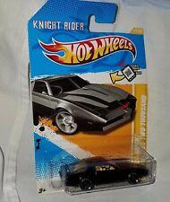 HOT WHEELS Knight Rider 2012 NEW MODELS 17/50 K.I.T.Y KNIGHT INDUSTRIES