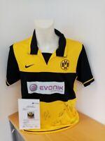 BVB Trikot 07/08 Teamsigniert Borussia Dortmund Autogramm Unterschrift Nike M