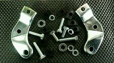 Vespa Mirror Bracket Set  with fixings PX LML T5