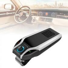 Wireless Bluetooth Handsfree Speaker MP3 FM Transmitter Car Kit Sun Visor Clip