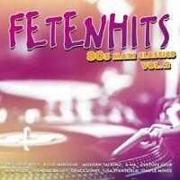 Fetenhits - 80s Maxi Classics Vol. 2 - 3CD NEU OVP