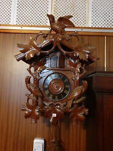 Reloj cucu selva negra germany