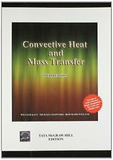 New: Convective Heat and Mass Transfer by Kays 4th INTL ed