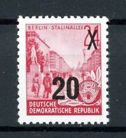 DDR MiNr. 439 a II postfrisch MNH Fotoattest Weigelt (MA857