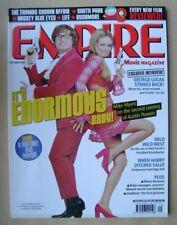 Empire magazine   Austin Powers 2 cover  September 1999 - Issue 123