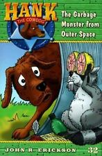 The Garbage Monster from Outer Space #32 (Hank the Cowdog)-ExLibrary