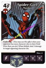 068 SPIDER-GIRL Mayday -Common - THE AMAZING SPIDER-MAN Marvel Dice Masters