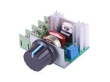 Potenziometro regolatore di giri per ventole motori elettrici 220v 2000w