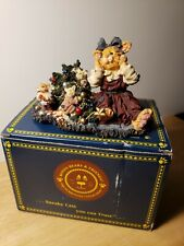 Boyds Purrstone *Patience Purrkins & The Mischief Makers Christmas Catastrophe*