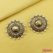Jewelry Earrings for Women Er-0382a Jalparee's New Designer Indo western Fashion