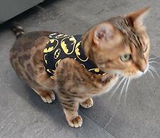 BRAND NEW LAND O BURNS BENGALS CAT WALKING JACKET BATMAN STYLE LOGO - MEDIUM