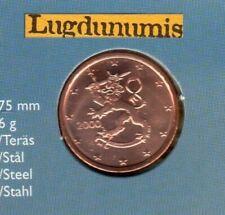 Pièces euro de la Finlande pour 2 Euro année 2000