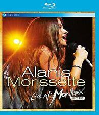 Alanis Morissette  Live at Montreux 2012 [Bluray] [NTSC] [DVD]