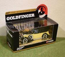 Corgi James Bond 007 Goldfinger ROLLS ROYCE III SEDANCE Deville CC06803