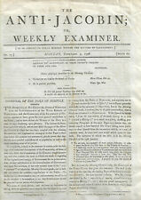 More details for the anti-jacobin 5 february 1798