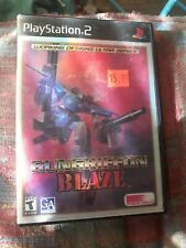 GunGriffon Blaze (Sony PlayStation 2, 2000) ps2