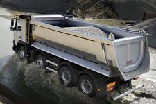 1/14 Scale 2018 JD65-D 8X8 8WD Hydraulic Dump Truck RTR JDM-65D with 6 Ch TX