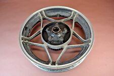 1983 83 HONDA NIGHTHAWK CB550 CB 550 Rear Wheel Back Rim B74P4