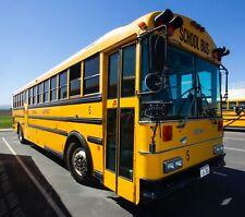 1996 Thomas School Bus,88 Pass.,GVWR 36,200 Miles 222,199, 6.6 L SAF-T-LINER #5