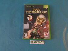 2002 FIFA World Cup (Microsoft Xbox, 2002) Video Game