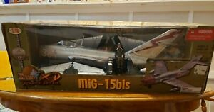 Ultimate Soldier MIG-15BIS X-Treme Detail 1:18 Scale Model Korea 1950-1958 Toy