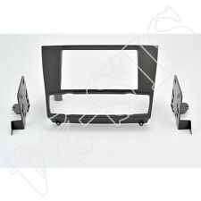 Doppel-DIN 2-DIN Radioblende BMW 3er (E90/E91/E92/E93) ohne Navi in schwarz