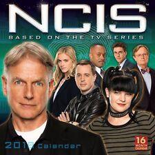 NCIS Official Calendar 2018