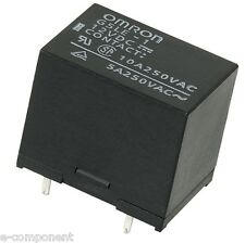 G5LE-1 12Vdc Relay OMRON da 10 Ampere 12Vdc