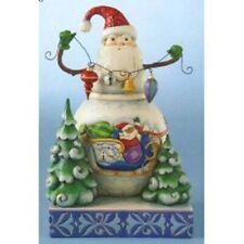 Jim Shore Hwc Frosty Santa - 4010625