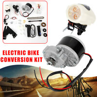 "US 24V 250W Electric Bike Conversion Kit Motor Controller For 22-29"" Bicycle HOT"