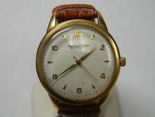 Vintage Genuine IWC Schaffhausen Solid Gold Watch 18K