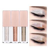 6 Colors Glitter Shimmer Eyeshadow Makeup Eye Shadow Liquid Pigment Set