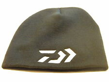 Daiwa Reel Rod Cap Hat Beenie Fishing Lure NEW BLACK & WHITE 1 size NEW