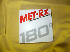 Met-RX 180 12 DVD 90 Day Workout Program