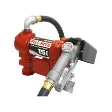 Tuthill Fill Rite Fr610G 115V Ac 15 Gpm Fuel Transfer Pump
