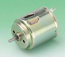 10 x MM18 DC ELECTRIC MOTOR, MEDIUM TORQUE, 1.5V TO 4.5V