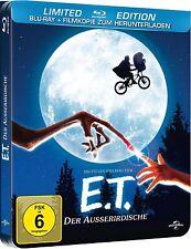 E.T. - DER AUSSERIRDISCHE (Blu-ray Disc, Steelbook) NEU+OVP