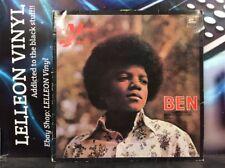 Michael Jackson Ben LP Album Vinyl Record STMS5008 A2/B2 Tamela Motown 70's 1972