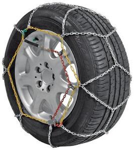 "Catene da neve Lampa da 9mm per Automobili con cerchio 14"" pneumatici 215/70-14"
