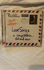 PHIL COLLINS LOVE SONGS  CD 2 DISC