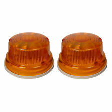L.E.D. Compact Tractor Light Set for Kubota Iseki L1500 L2000 Amber